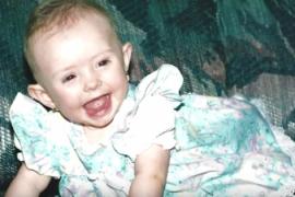 Ina Meyer's baby